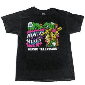 MTV Vintage Style Graphic T-Shirt